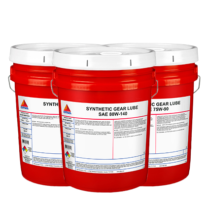 Synthetic Gear Lubricants
