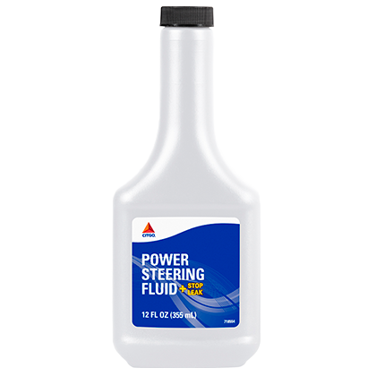 Power Steering Fluid with Stop Leak