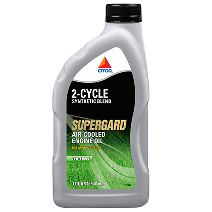 SUPERGARD Air-Cooled 2-Cycle Engine Oil