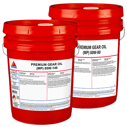Premium Gear Oils (MP)