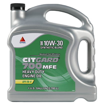 CITGARD 700 MFE Synthetic Blend Engine Oil