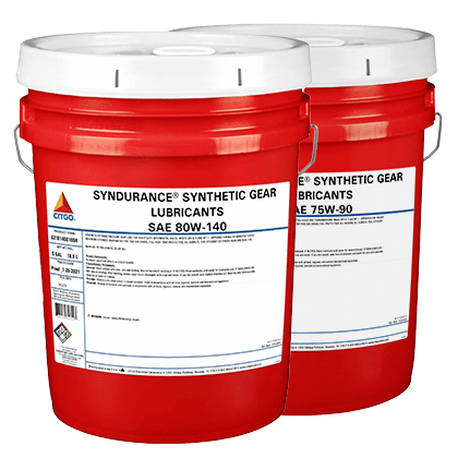 SynDurance Synthetic Gear Lubricants