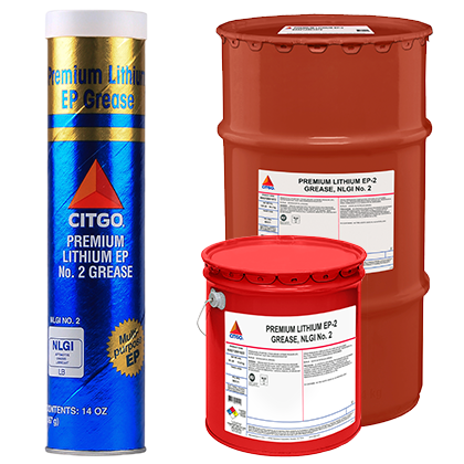 Premium Lithium EP Greases