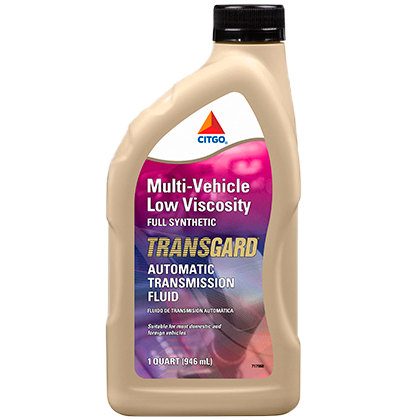 TRANSGARD Multi-Vehicle Low-Viscosity ATF