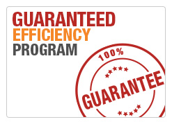 Guaranteed Efficiency Program image