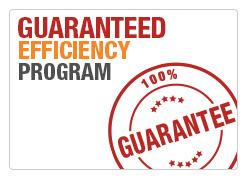 Guaranteed Efficiency Program image