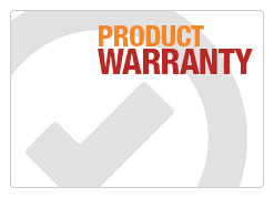 Product Warranty image