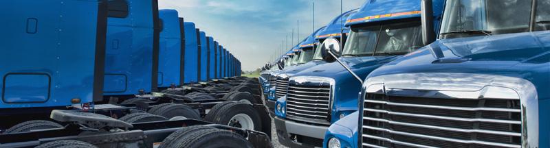 Blue Trucks Image